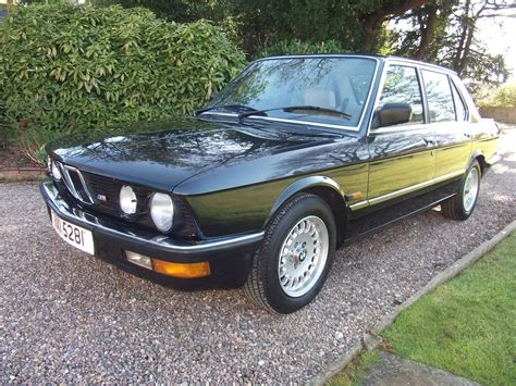 1987 bmw 528i used 1987 bmw 5 series pre 89 528 i for sale in