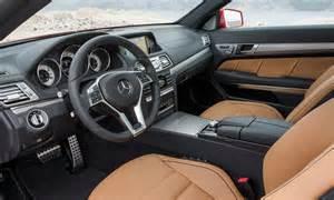 2014 mercedes e class coupe interior top auto magazine