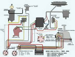 wiring schematic 75 85 hp mercury page 1 iboats boating forums 599788