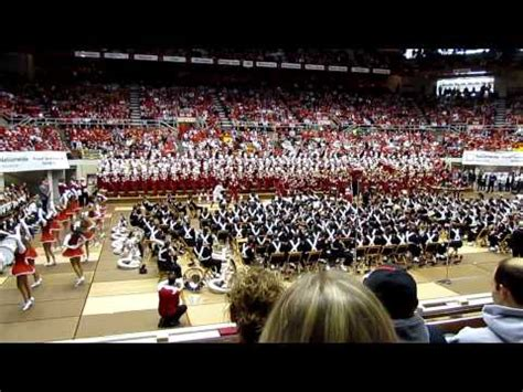 now you re singing with a swing ohio state marching band sing sing sing lyrics