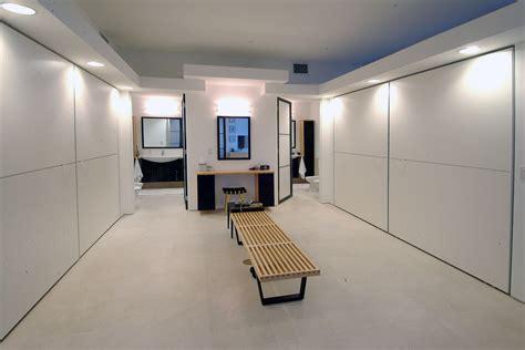 Bathroom Closet Door Ideas Closet Modern With Ceiling Modern Bathroom Double Sink Vanity