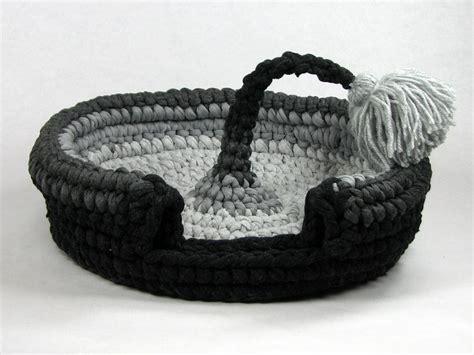 crochet cat bed best 25 crochet cat beds ideas on pinterest