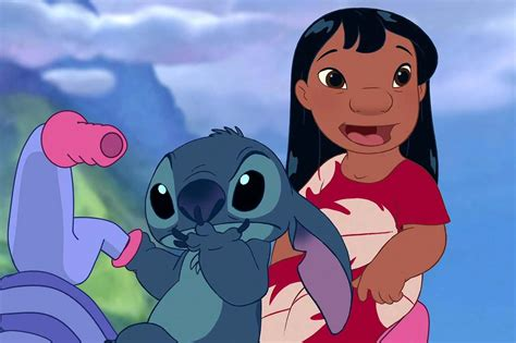 stitches lilo and who knew lilo stitch was originally way more