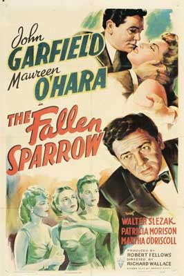 film the fallen sparrow the fallen sparrow movie posters from movie poster shop