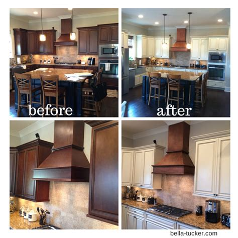 Painted Cabinets Nashville Tn Before And After Photos Painted Cabinets Before And After