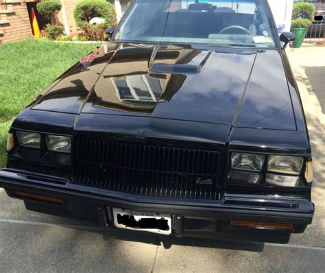buick we4 we4 turbo t buick grand national for sale autos post
