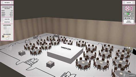design event layout online services university of west florida