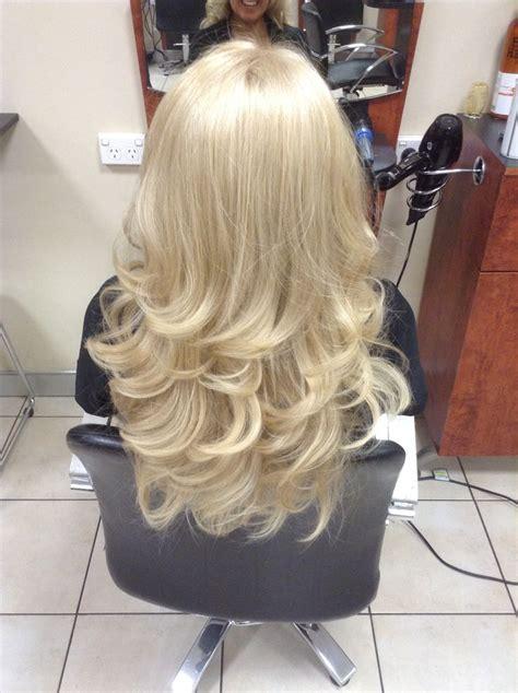 soft curly blowdry hair styles long hair styles