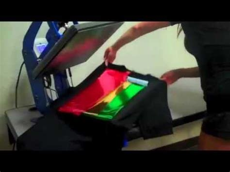 Printer Kaos Dtg A3 Anajet Sprint tutorial dtg buzzpls