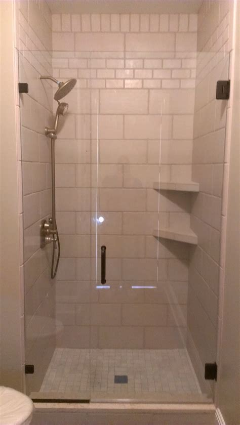 Bathroom Shower Shelving Tile Shower Tile Shower With Corner Shelves And Inlays 18 Tiled Corner Showers Spacedaway