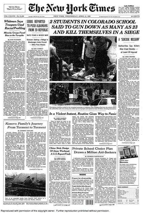 nyt home section on this day april 20 the new york times