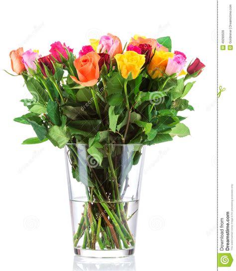 fiori nel vaso mazzo di fiori nel vaso fotografia stock immagine 49290509