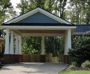 Carport Attached To Garage by Best 20 Carport Ideas Ideas On Pinterest Carport Covers