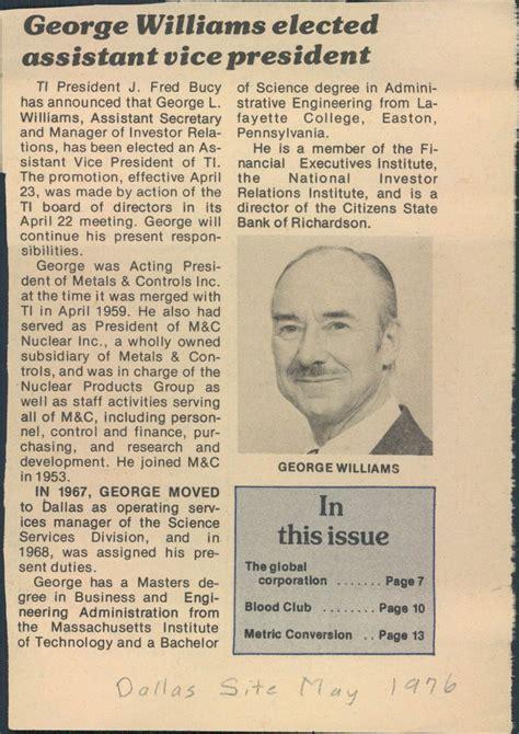 george williams obituary dallas restland