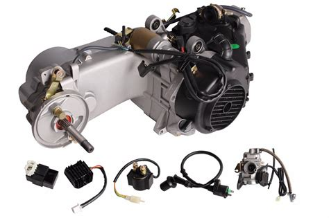 150cc Gy6 Scooter Atv Go Kart Engine Motor 150 Cvt