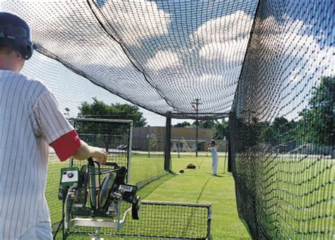 best backyard batting cage your own backyard batting cage baseball softball tips