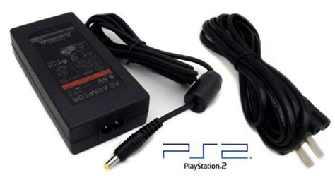 Ac Adaptor Ps2 wanted ps2 slim power adapter and or av cable