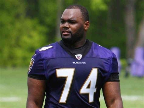 Blind Side Football Player Baltimore Ravens How The Blind Side Kid Beat The Odds Npr