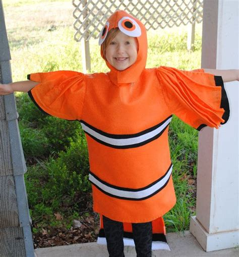 nemo costume diy 101 best images about costumes the sea world on octopus costume jelly fish