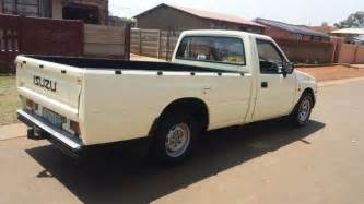 Isuzu Used Bakkies For Sale Isuzu Kb Bakkies For Sale In Germiston