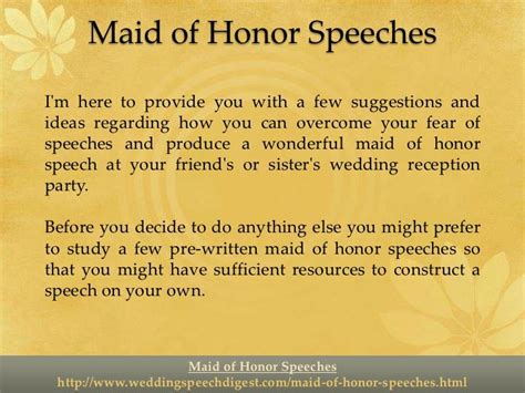 Honor Speeches And Sweet Sles 1000 ideas about wedding speeches on
