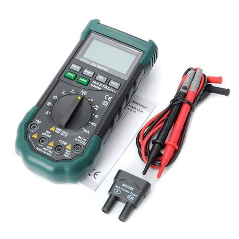best digital 10 best multimeters of 2018 reviews and comparison chart