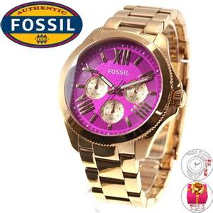 Fossil Cecile Am4539 Gold Pink fossil orchid pink fossil accessories tradesy