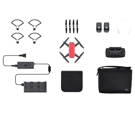 Dji Spark Eu Non Combo Propeller Guard Battery Garansi Tam dji spark fly more combo lava innovative uas drones