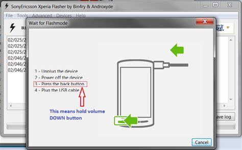 tutorial flash tool sony xperia how to flash sony xperia using flashtool