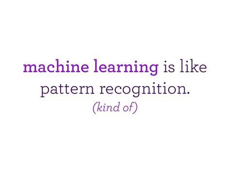 pattern recognition machine learning deep learning big data day la 2016 hadoop spark kafka track deep