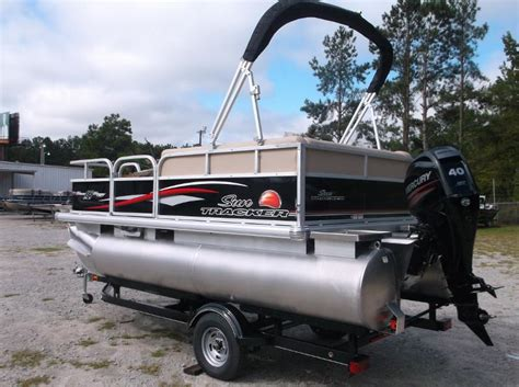boat parts columbia sc sun tracker bass buggy 16 dlx pontoon boats new in