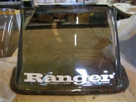 ranger boats windshield ranger boats livewell intake screens pump new