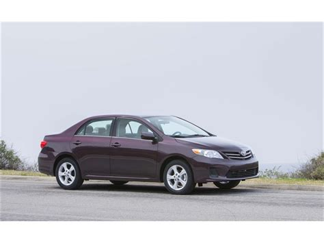 2012 Toyota Corolla Custom 2012 Toyota Corolla Prices Reviews And Pictures U S