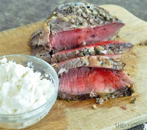 horseradish sauce for beef garlic and rosemary crusted beef tenderloin with creamy