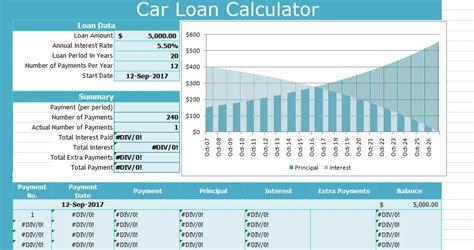 Download Car Loan Calculator Template Xlstemplates Car Payment Calculator Excel Template