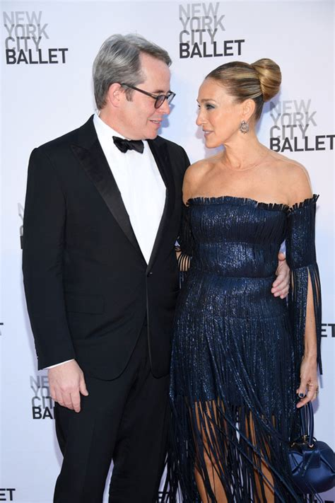 Matthew Broderick Didnt Want by New York City Ballet S 2017 Fall Fashion Gala Tom Lorenzo