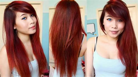 best drugstore red hair dye 35 secrets about magic red hair for women hairstyles for