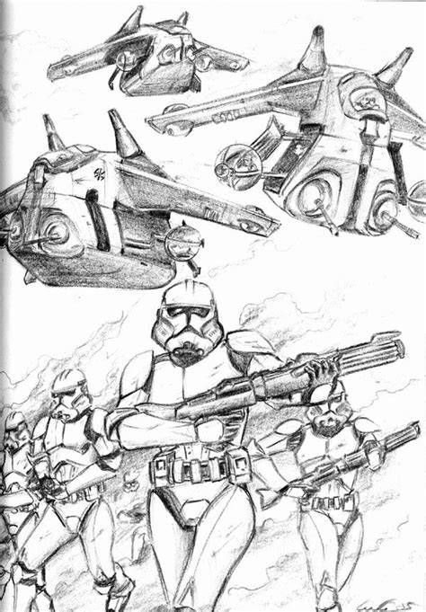 star wars republic gunship coloring page 1000 images about z star wars on pinterest clone