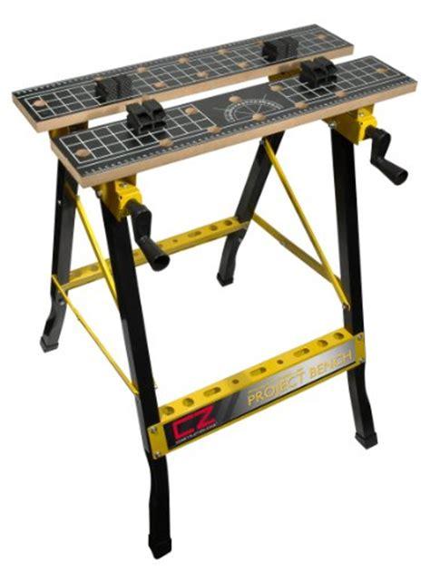 work bench portable construction zone 4200 portable workbench reviews emmuonyeu87665ove