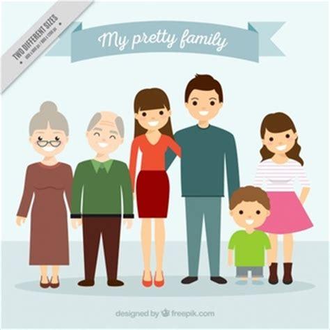 Cp You N Me Black Sepasang variety of family icons vector free