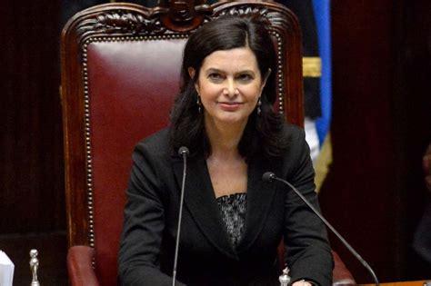 boldrini presidente in 31 scrivono alla presidentessa della