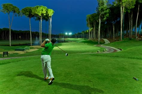 golfing holidays  courses  belek turkey