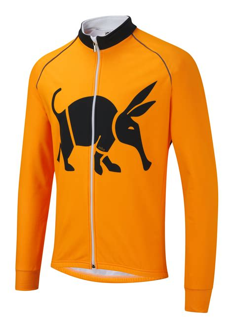orange cycling jacket oska fluro orange toastie cycling jacket foska com