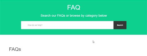 Faqs Search Faq Magento 2 Extension By Mageplaza Documentation