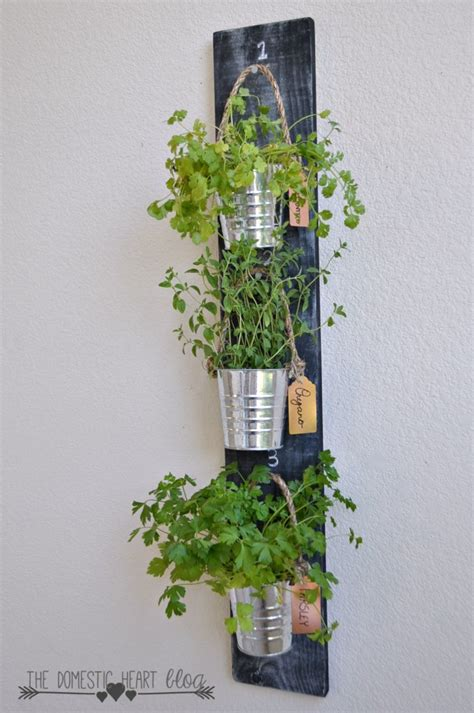 vertical herb garden design simple vertical kitchen herb garden