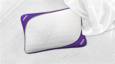 zeeq smart pillow stop snoring sleep