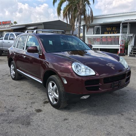 Buy Used Porsche Cayenne by Porsche Cayenne For Sale Used Cars On Buysellsearch
