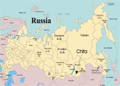 russia map assignment quot helping charity quot in chita siberia russia