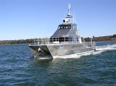 catamaran aluminum boat aluminum work boat all american marine aluminum