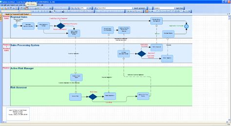 visio bpm application architecture diagram visio wiring diagram